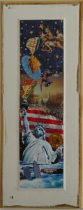 American Dream | 24 x 10 | Available