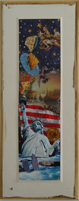 American Dream   24 x 10   Available