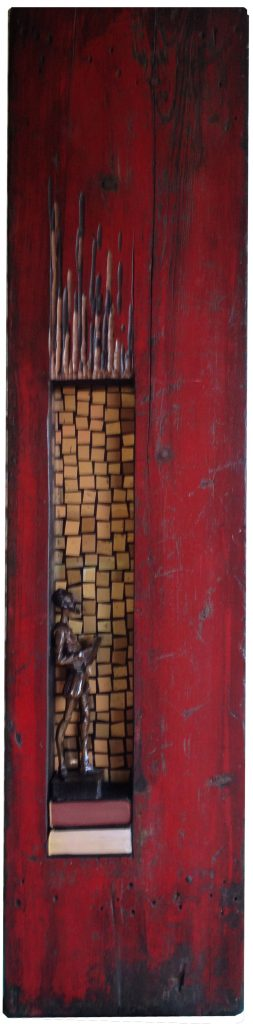 Well Read | 11 x 48 | SOLD