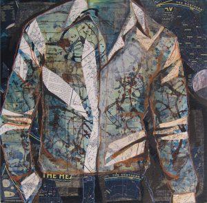 Man Shirt | 24 x 24 | SOLD
