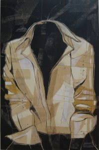 White Shirt Two | 24 x 36 | SOLD