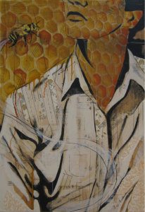 Honey | 24 x 36 | SOLD