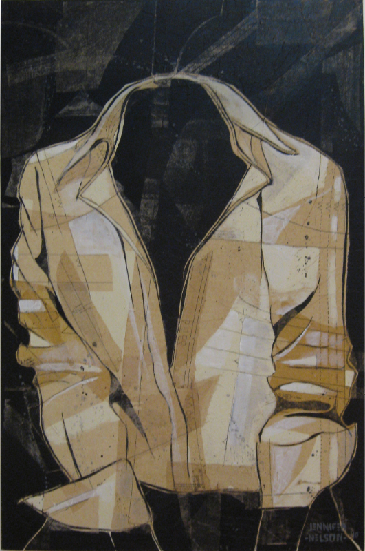 White Shirt Two   24 x 36   SOLD