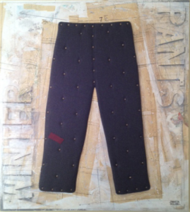 Winter Pants | 42 x 48 | Available